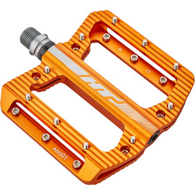 HT ANS01 Pédales, orange